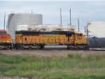 BNSF SD70MAC 9921