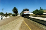 The Amtrak San Joaquin