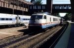 South Bound Amtrak Turbo car No.153