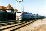 NY Bound Amtrak