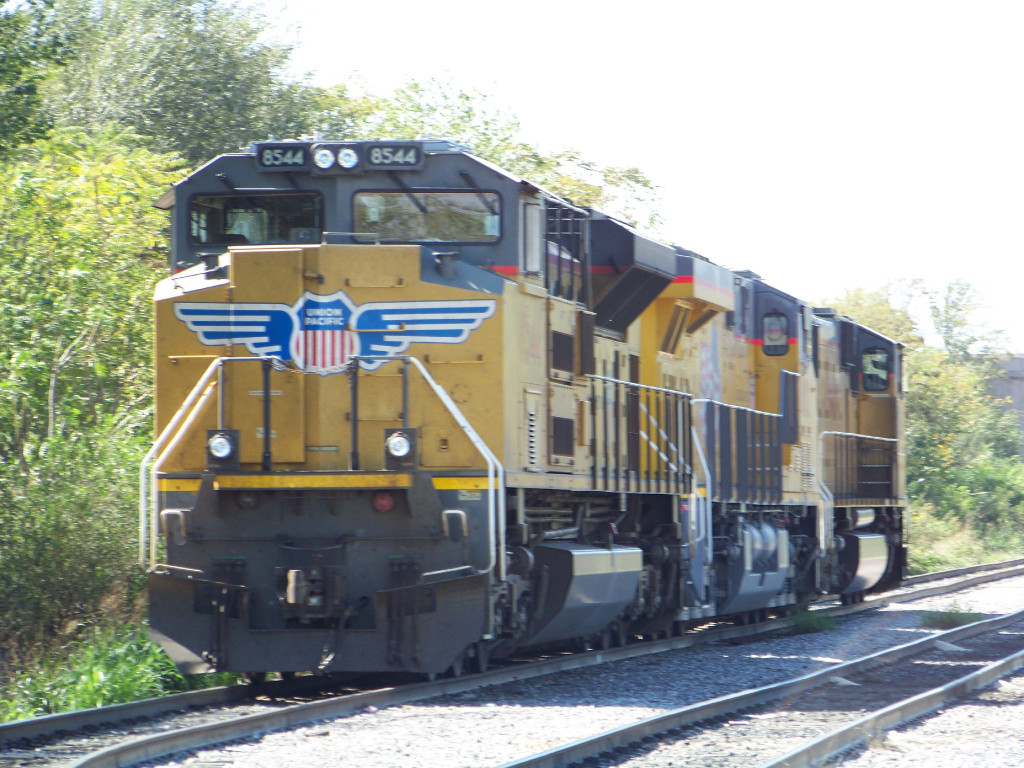 UP SD70ACe 8544