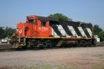 CN 4705 at Wisconsin Rapids.