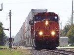 BNSF C44-9W 1041