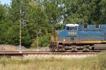 CSX 5263 going by the SAL signals