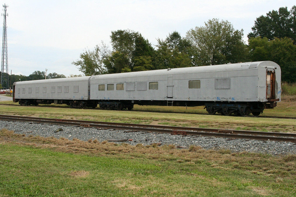 IP passenger cars