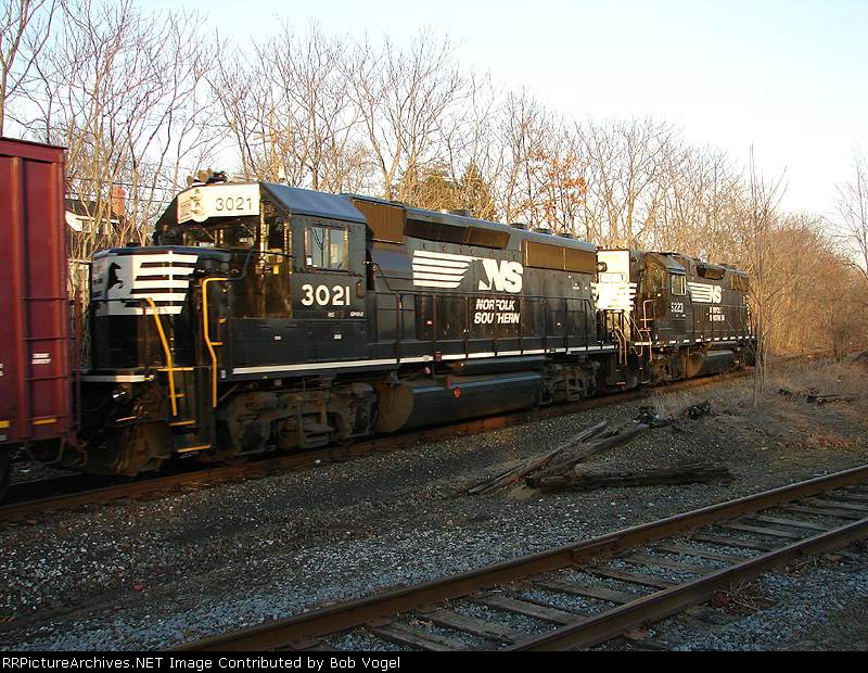 NS 3021