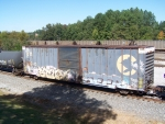 Chessie System-C&O boxcar