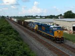 CSX Q378 at Mile 70 Lakeshore Sub