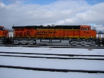 BNSF 7640