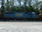 CSX 8548(SD50-2)