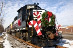 NS 5280 Santa Claus is coming to town