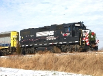 NS 5280 Here Comes Santa Claus Right Down The Freehold Secondary