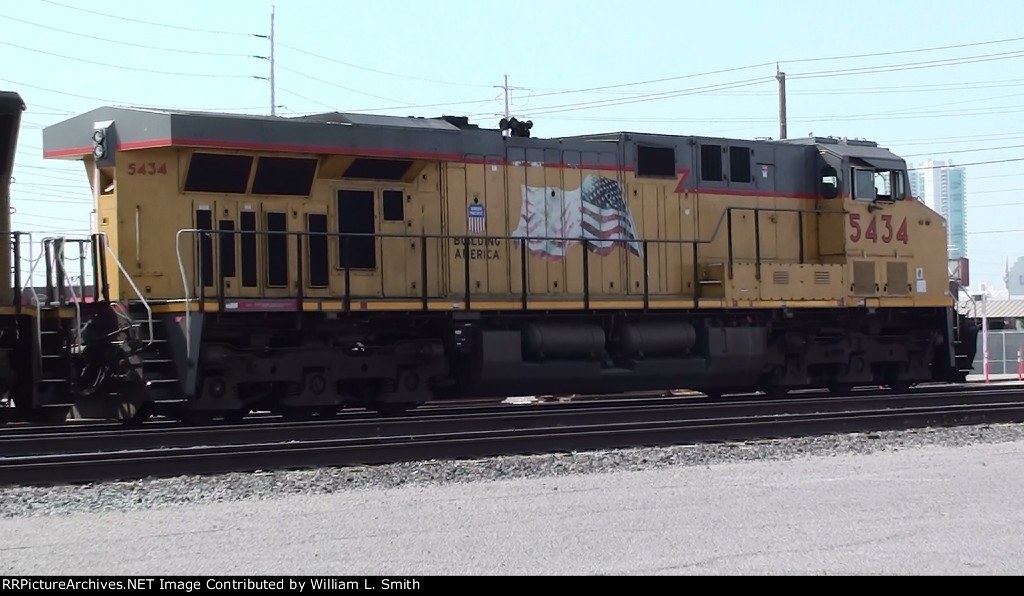 WB Stack Frt at LV RoundHouse -1  6-3-13