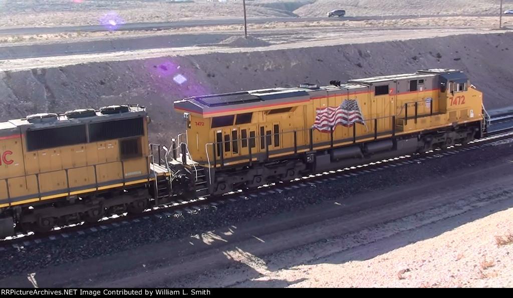 WB Stack train at Apex Summit NV-2