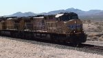 EB Coal Empties West End of Dry Lake NV-1