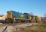 CSX 1181 and 2551
