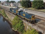 CSX 1181 and 6512