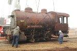 "NCR ""DAYTON"" getting back on rail"