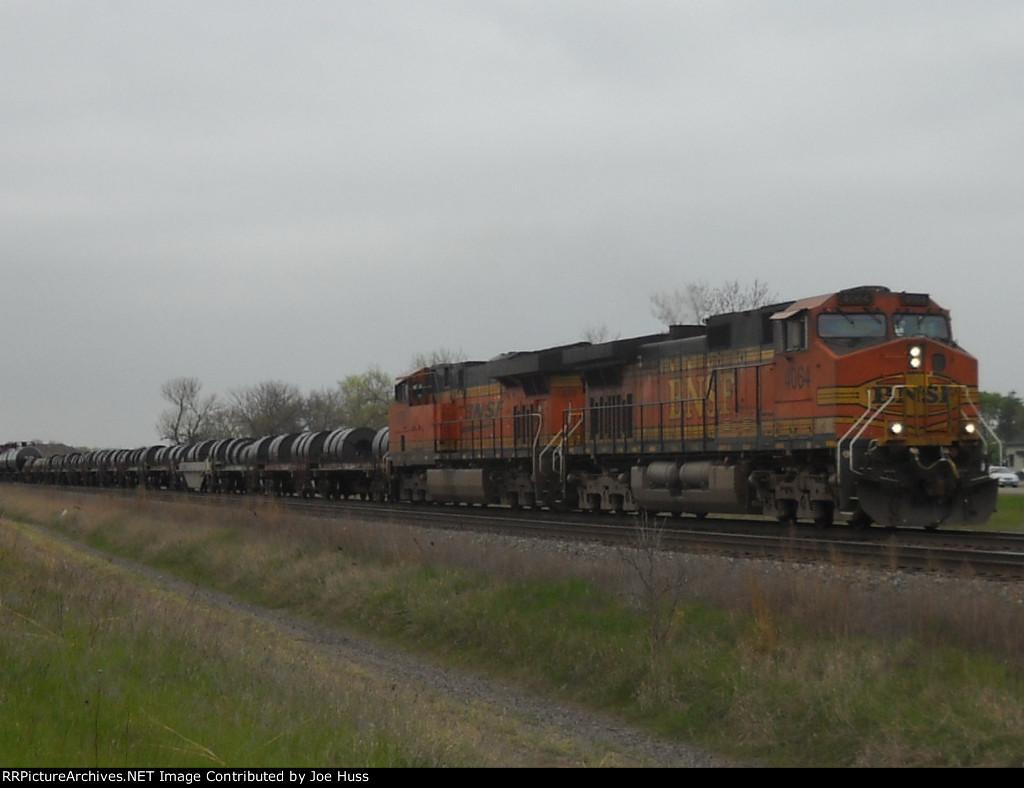 BNSF 4064 West