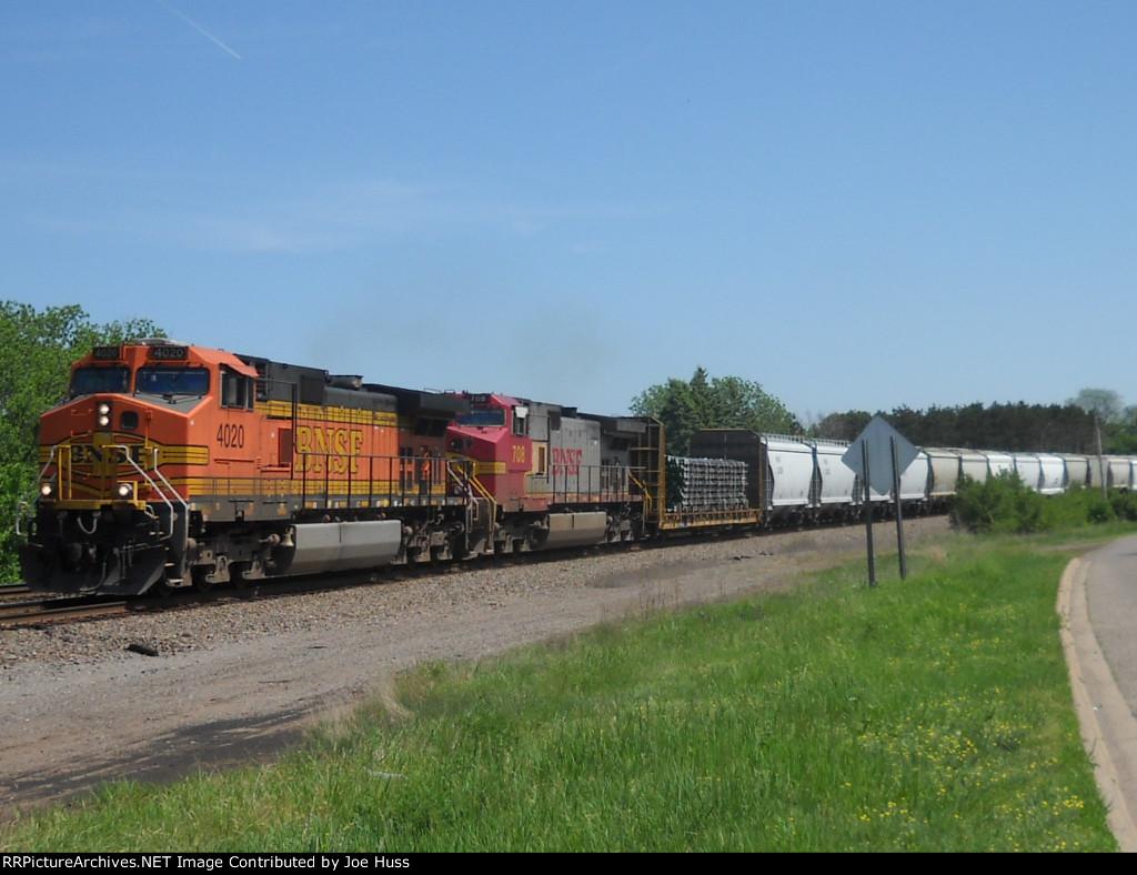 BNSF 4020 West
