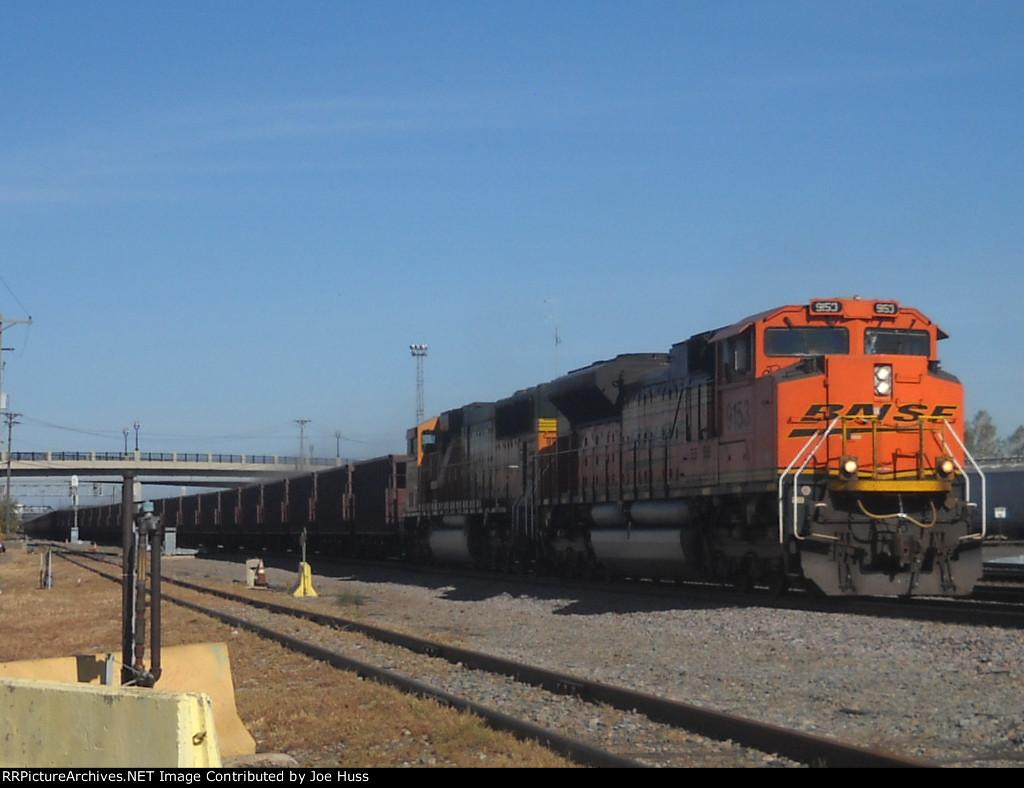 BNSF 9153 South