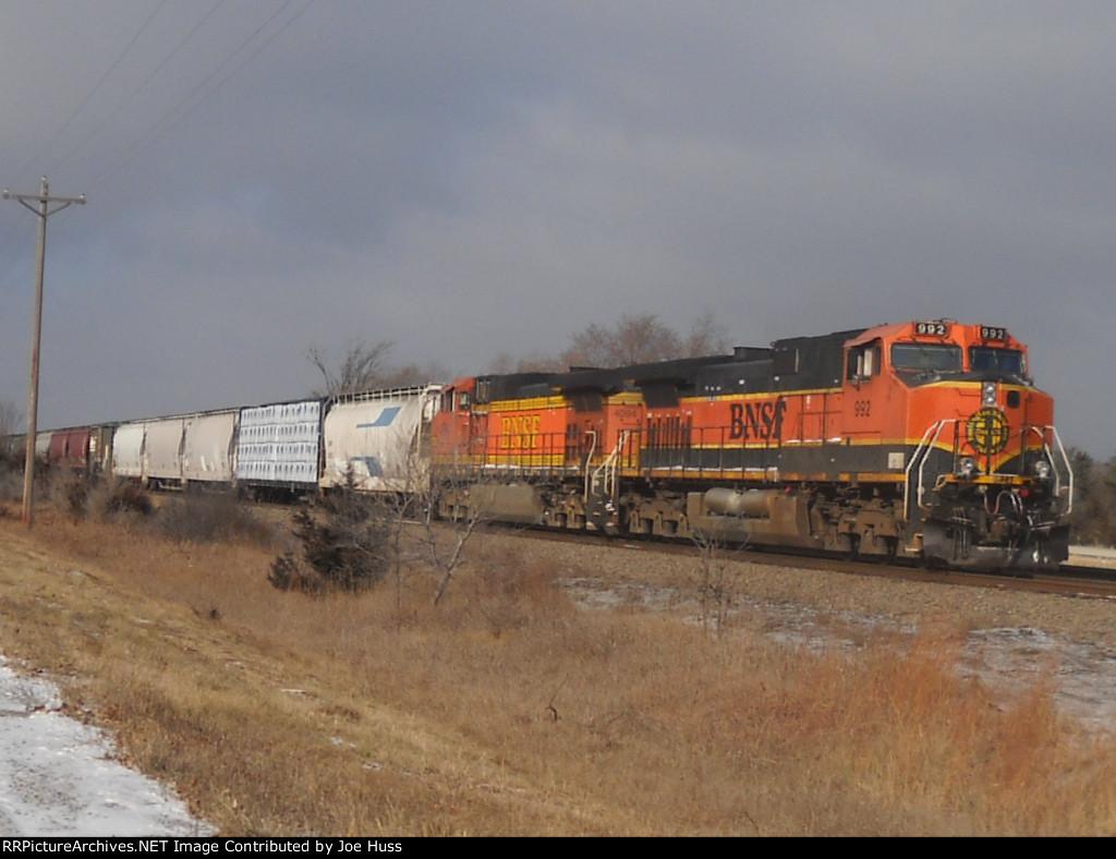 BNSF 992 East
