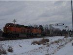 BNSF 7909 West
