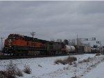 BNSF 1014 West