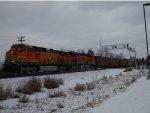 BNSF 4406 West