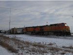 BNSF 4826 West