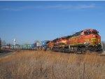 BNSF 4763 East