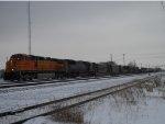 BNSF 5083 West