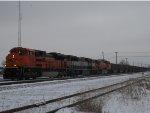 BNSF 9225 West
