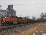 BNSF 6263 EAST