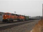 BNSF 6334 West