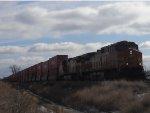BNSF 5301 West