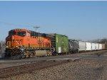 BNSF 6804 West