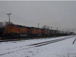 BNSF 4324 West