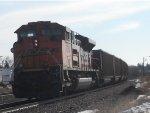 BNSF 9359 DPU