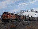 BNSF 5077 West