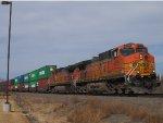 BNSF 4059 East