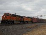 BNSF 7466 West
