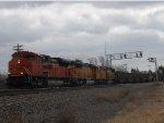 BNSF 9292 West