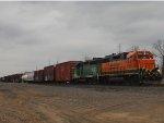 BNSF 2344 East