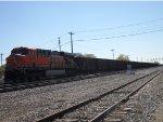 BNSF 6011 DPU