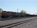 BNSF 6219 North