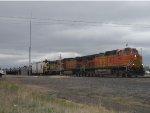 BNSF 5494 West