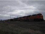 BNSF 9276 West