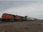 BNSF 7622 West