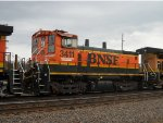 BNSF 3411